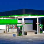 Painter to Paint the Outside of Gas Station