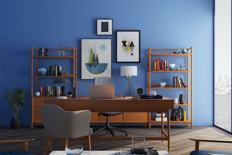Office Color, Colors to Enhance Productivity